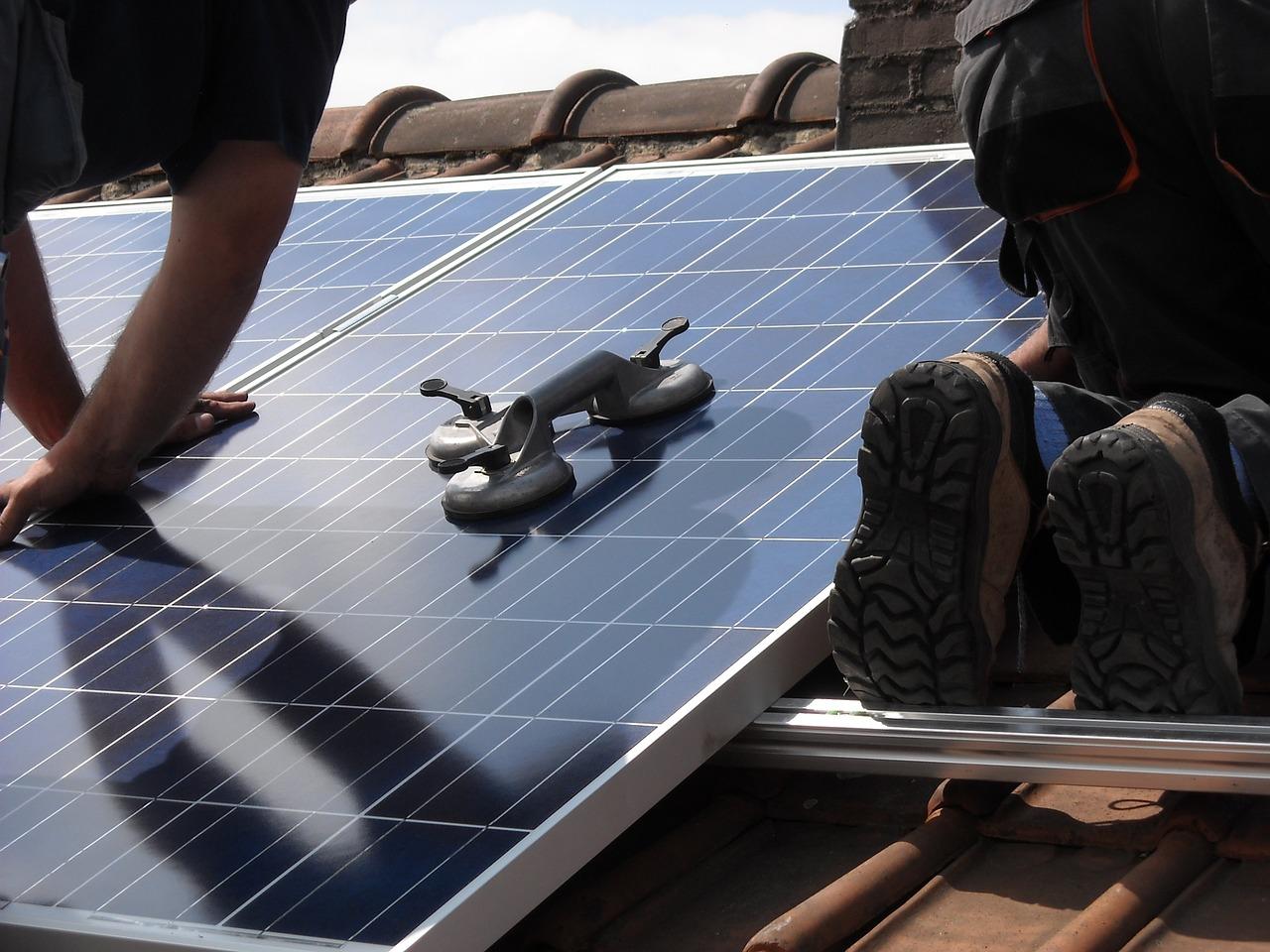 Les panneaux solaires thermiques pour chauffer l'eau
